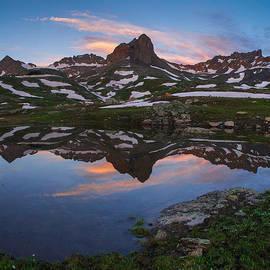Aaron Spong - Ice Lakes Basin Sunrise