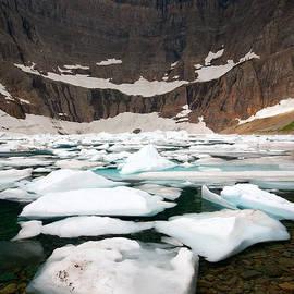 Aaron Whittemore - Iceberg Lake