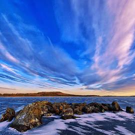 Bill Caldwell -        ABeautifulSky Photography - Icebound 6