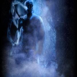 KJ Bruce - Infinity Fusion Art - Iceman