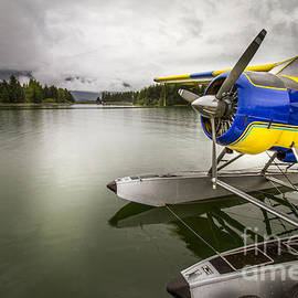 Darcy Michaelchuk - Idle Float Plane at Juneau Airport