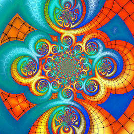 Wendy J St Christopher - If Orange Is The New Blue . . .