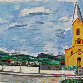 Greg Mason Burns - Igreja do Cerro Branco