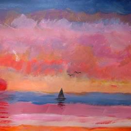 Manolia Michalogiannaki - Imaginary sunset