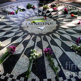 Dora Sofia Caputo Photographic Art and Design - Imagine - A Tribute To John Lennon