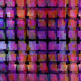 Ann Powell - Imagine - abstract art