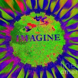 Ed Weidman - Imagine Abstract