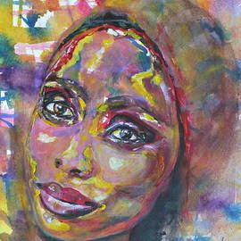 Anna Ruzsan - Imany Nadia Mladjao