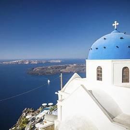 Bjoern Kindler - Imerovigli in Santorini