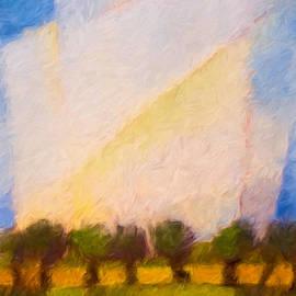 Lutz Baar - Impasto Landscape