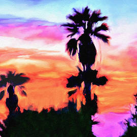 Bob and Nadine Johnston - Impression Desert Sunset V2
