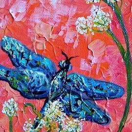 Eloise Schneider - Impressionist Dragonfly