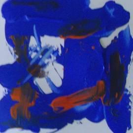 Karen Butscha - In Blue 4