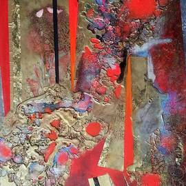 Lynda Stevens - In defiance of Lava