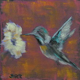 Kathy Stiber - In Flight