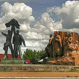 Matthew Shalvatis - In Khreschatyk Park