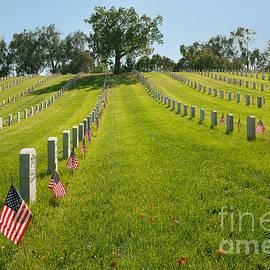 Ram Vasudev - In memorium - Los Angeles National Cemetery