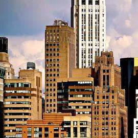 Ira Shander - In Old Manhattan