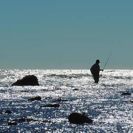 Anastasia Konn - In search of fish