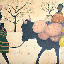 Carol Northington - In Search of Pasture and Water