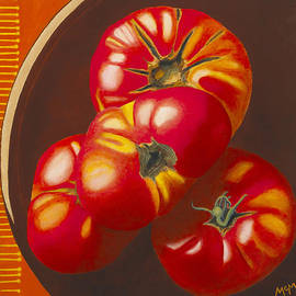 Garry McMichael - In Search of the Perfect Tomato