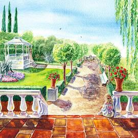 Irina Sztukowski - In The Garden