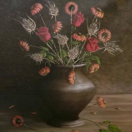 Andreja Dujnic  - In the old vase
