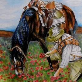 Michelle Pope - In The Poppy Fields