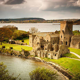 Andrew Barker - Inchcolm Island Abbey