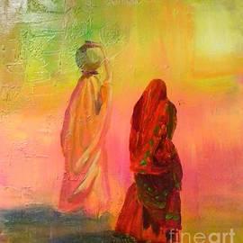 Jolanta Shiloni - India Women