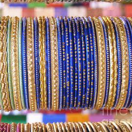 Prajakta P - Indian bangles Blue