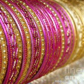 Prajakta P - Indian bangles Pink