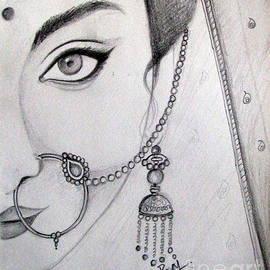 Prajakta P - Indian bride