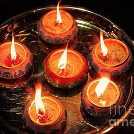 Charline Xia - Indian Candles