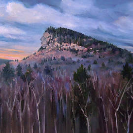 Nancy Griswold - Indian Head in Lincoln New Hampshire