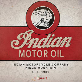 Mark Rogan - Indian Motor Oil