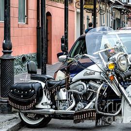 Kathleen K Parker - Indian Motorcycle NOLA