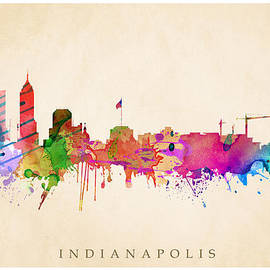 Steve Will - Indianapolis Cityscape