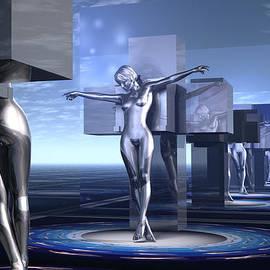 Jon D Gemma - Infinite Recursion And The Memory Of A Goddess