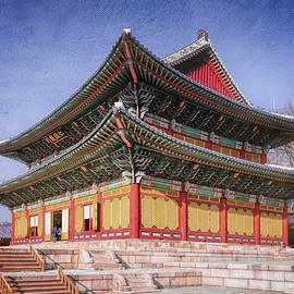 Joan Carroll - Injeongjeon Hall Seoul