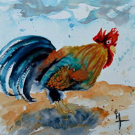 Beverley Harper Tinsley - Innocent Rooster