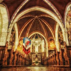 Dobromir Dobrinov - Inside of a church