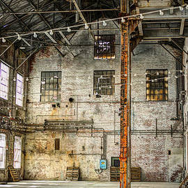 Agrofilms Photography - Inside The Old Sugar Mill