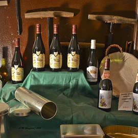 Allen Sheffield - Inside the Wine Cellar