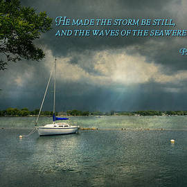 Mike Savad - Inspirational - Hope - Sailor - Psalm 107-29