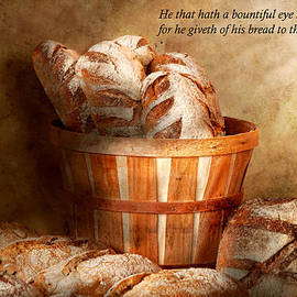 Mike Savad - Inspirational - Your daily bread - Proverbs 22-9