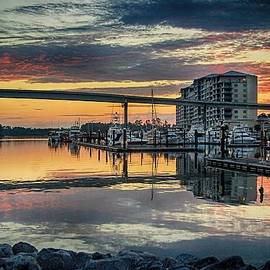 Michael Thomas - Intercoastal Waterway and the Wharf