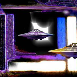 Hartmut Jager - Interdimensional  Stargate