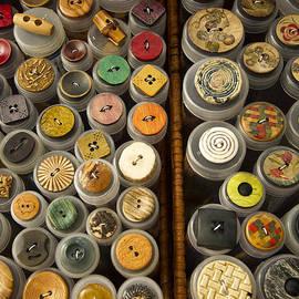 Jean Noren - Interesting Buttons