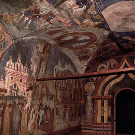 Alan Toepfer - Interior of Russian Church